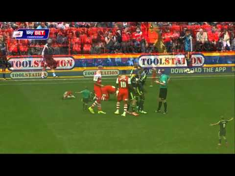 Video: Highlights of Boro's 0-0 draw at Charlton