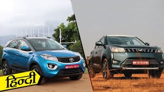 Mahindra XUV300 vs Tata Nexon -    Battle Between Two Indians!