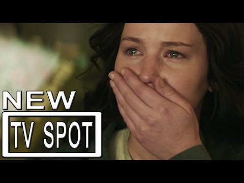"""The Hunger Games Mockingjay Part 1 """"Most Anticipated"""" TV Spot Official"""