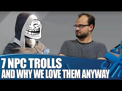 7 Trolliest NPCs (And Why We Love Them Anyway)