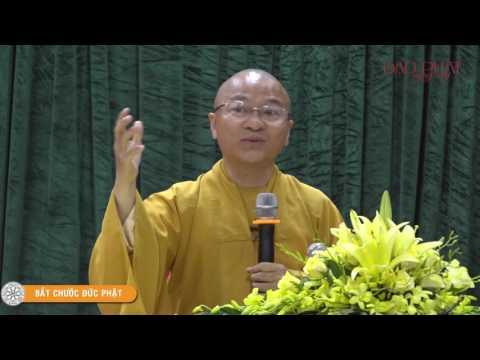 Bắt chước Đức Phật