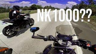 GSXS1000 feeling NK400 parin | BRC LOMI RUN| NK LAGUNA BATANGAS OWNERS
