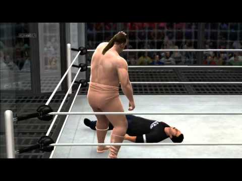 nL Live on Twitch.tv - What can stop Naked Paul Wight?! [WWE 13]