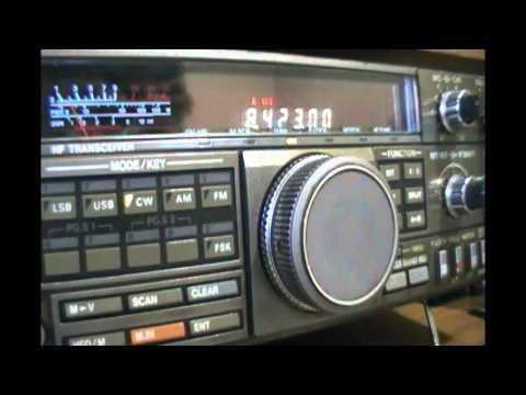 UFL Vladivostok Radio (Far East, Russia) - 8423 kHz