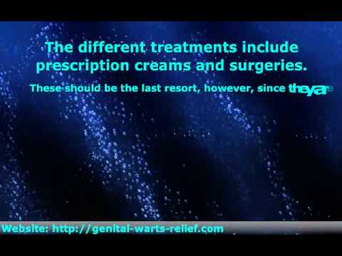 Genital Warts Treatment - How You Can Treat Genital Warts And HPV In The Privacy Of Your Home