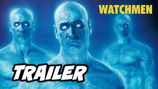 Watchmen Trailer - HBO Season 1 Episodes Explained and Easter Eggs
