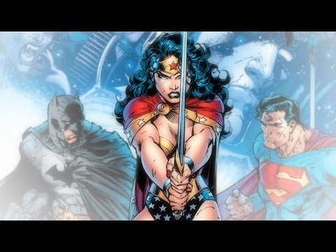 AMC Movie Talk - WONDER WOMAN In Batman vs Superman? Beetlejuice 2