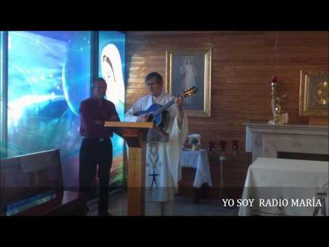 RADIO MARIA MEXICO - Capilla Radio María Guadalajara con el Padre Roberto Dueñas Corona