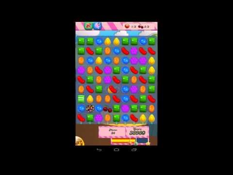 Candy Crush Saga Level 30 Walkthrough