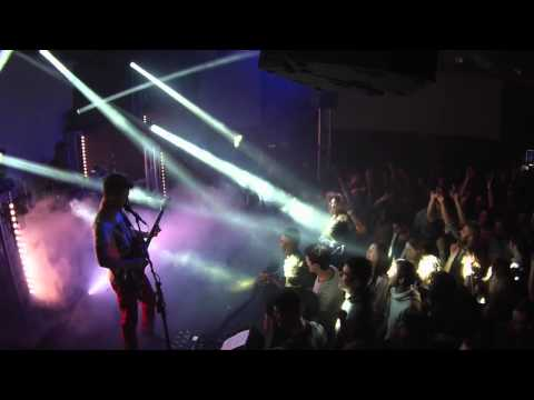 Supermassive Black Hole Muse cover by MUSE OFFICIAL TRIBUTE Muscle Museum @ Urban club 2015