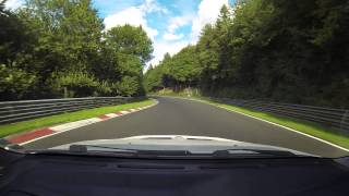 29/08/2015 Nürburgring Nordschleife - Lancer Evo 6 - Lap with Yotah1