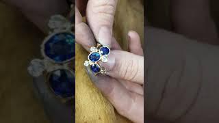 Arthritis ring made by VM Jewellery