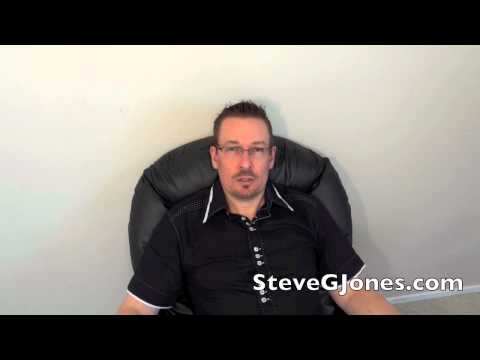 Wealth Hypnotherapy Session - Steve G. Jones