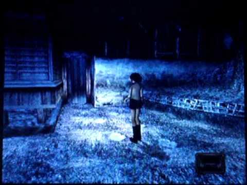 Let's Play Fatal Frame (Blind) - The Strangling Ritual Pt. 9