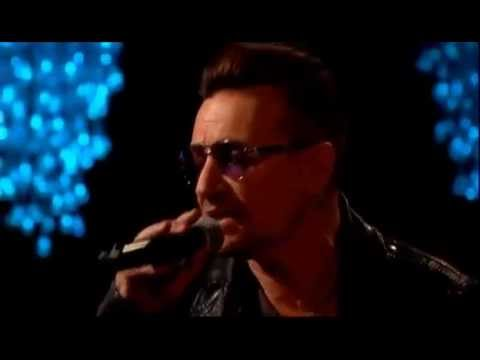 U2 song for someone live 2014 graham norton bbc video acoustic