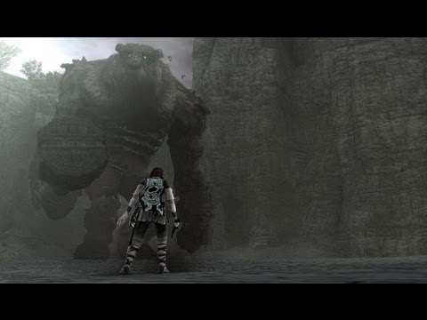 Let's Play Shadow of the Colossus Hard Mode Part 1: Intro and Valus
