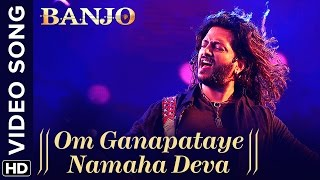 Om Ganapataye Namaha Deva Official Video Song | Banjo | Riteish Deshmukh | Vishal Shekhar