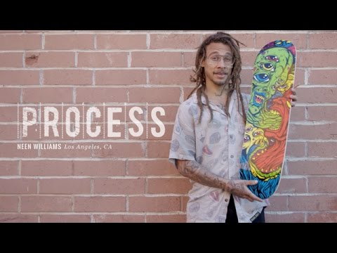 Neen Williams - Process