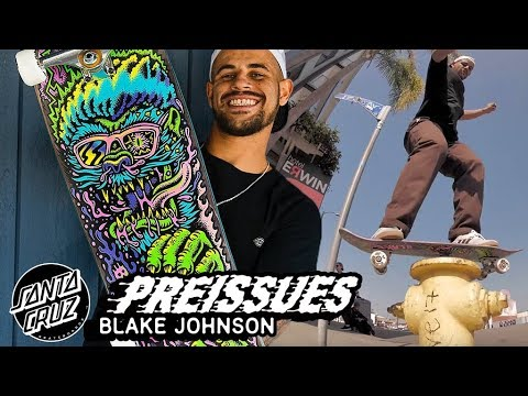 Blake Johnson Preissue Cruz thru Venice