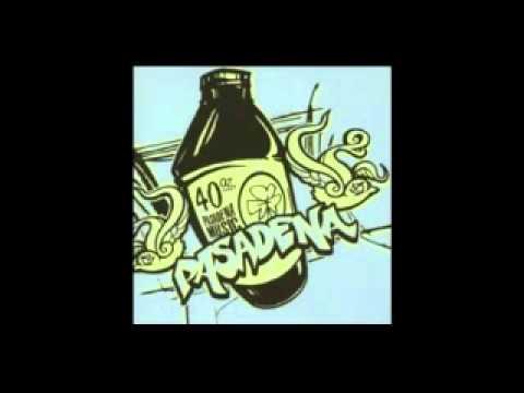 Pasadena - Trouble ft Jenn Grinels  (Pasadena Live @ the Whiskey Album)
