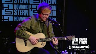 Download Lagu Ed Sheeran Covers 50 Cent, Coldplay, and Blackstreet Live on the Howard Stern Show Gratis STAFABAND