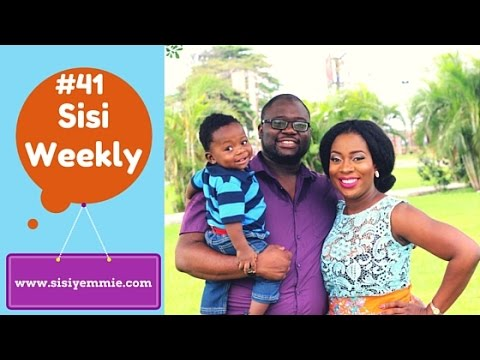 "LIFE IN LAGOS : SISI WEEKLY EP #41 ""NEXT STOP PORT HARCOURT!"""