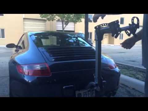 911 997 Trailer Hitch Bike Rack