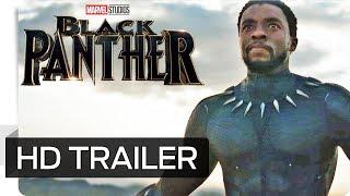 BLACK PANTHER - Teasertrailer (deutsch | german) | Marvel HD