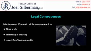 [Joel   Misdemeanor Domestic Violence] Video