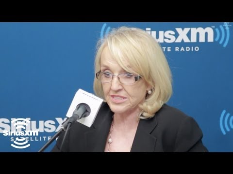 Arizona Gov. Jan Brewer On Immigration Bill // SiriusXM // Patriot APR 2013
