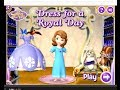 Disney Princess Sofia The First Dress Up Games - Disney Princess Sofia Dress Up Games