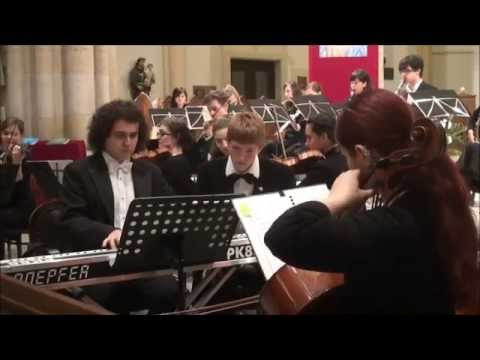 Symphonix Ensemble - Smuga Cienia - W. Kilar video