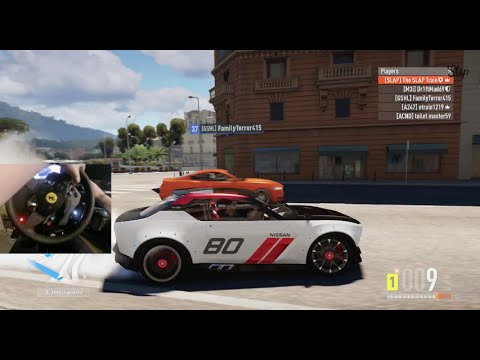 Forza Horizon 2 2015 Nissan IDX Nismo Drift Build w/GoPro Cam