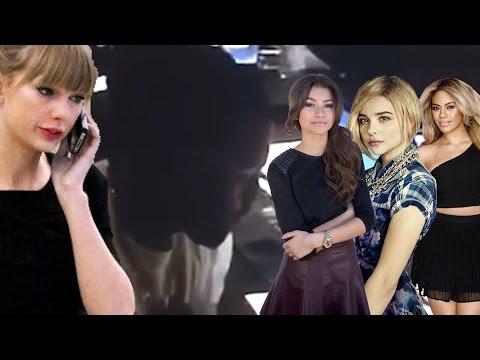 WTF! Celebs React To Taylor Swift & Kimye's 'Famous' Drama!