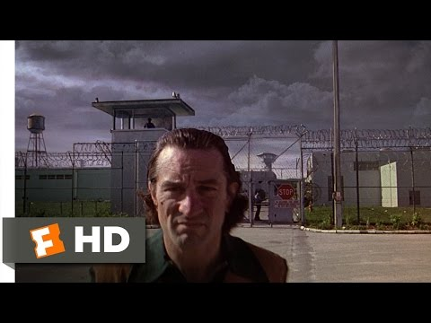 Cady's Release - Cape Fear (1/10) Movie CLIP (1991) HD