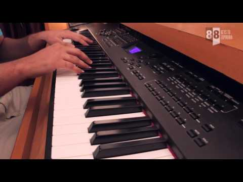 Sanam Re (Piano Cover) - Aakash Gandhi  88Keys Express