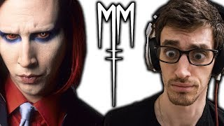 """Download Lagu Marilyn Manson - """"Coma White"""" HIP-HOP HEAD REACTS TO METAL!! Gratis STAFABAND"""