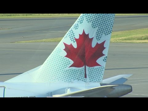 Air Canada flight makes emergency landing in Halifax