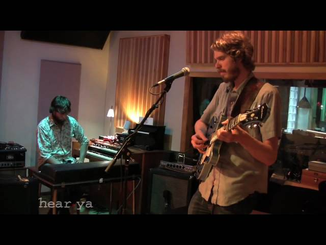 """The Deep Dark Woods - """"All The Money I Had Is Gone"""" - HearYa Live Session 7/14/09"""