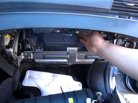 2008 Acura on How To Change 2004 2008 Acura Tl Cabin Ac Filter