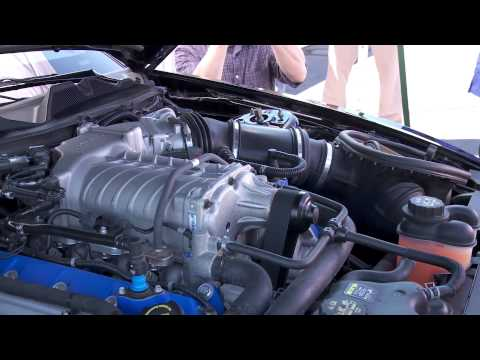 2013 Shelby GT500 Delivery Demonstration Video 13 Cobra