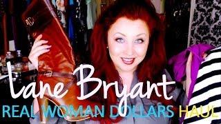 Plus Size Haul - Lane Bryant feat. Skinny Jeans, Boots, Jumpsuit