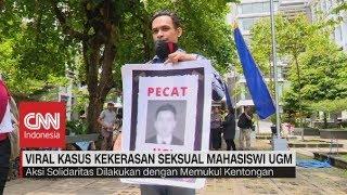 Viral Kasus Kekerasan Seksual Mahasiswi UGM  from CNN Indonesia