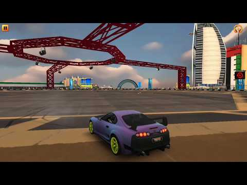 How to drift a car , Dubai Drift 2 game play, android 2018