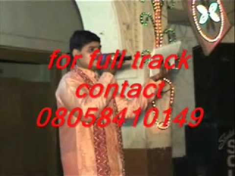 karaoke tere bin nahi jeena - kacche dhaage.flv