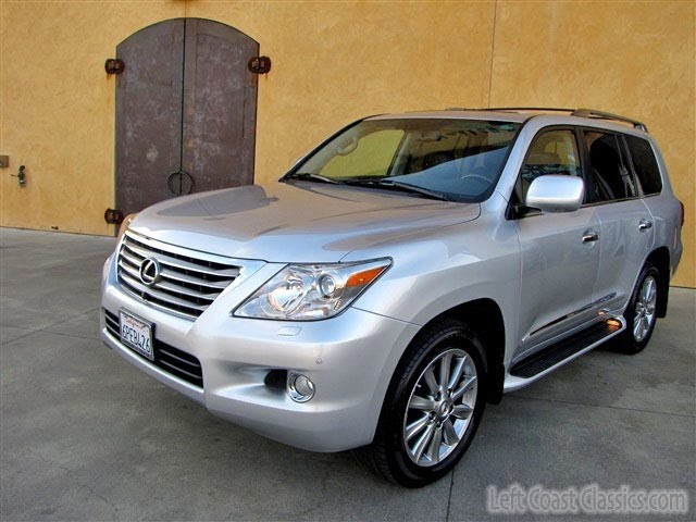 2011 Lexus LX 570 for Sale: Test Drive and Walk Around