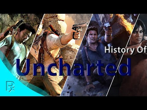 Evolution Of Uncharted Games (2007-2017)