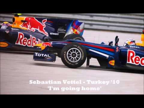F1 (best) ANGRY team radio compilation!!!