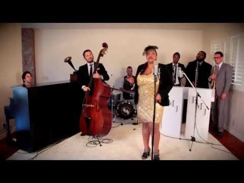 I Believe In A Thing Called Love - Vintage New Orleans-Style The Darkness Cover ft. Maiya Sykes