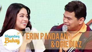 Erin's touching message for Ogie | Magandang Buhay